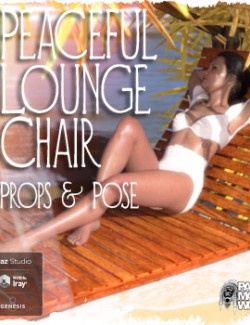 Peaceful Lounge Chair For DS