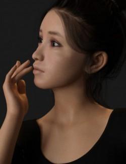 Kasumi for Genesis 8 Female