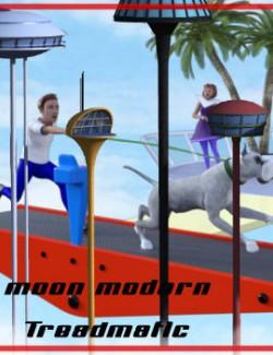 Moon Modern Treadmatic