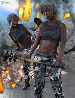 Z Sole Survivor for Celani 8 and Genesis 3 Female