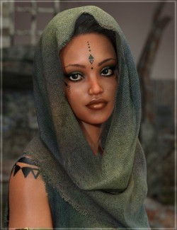 Zeline for Celani 8 for Genesis 3 and 8 Female