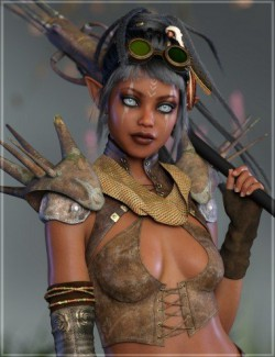 Dezzi for Celani 8 and Genesis 3 and 8 Female