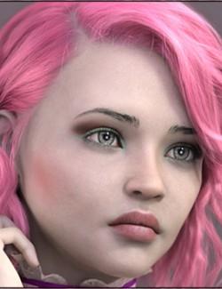 TDT-Tayla for Genesis 8 Female