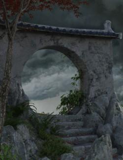 StormScapes Backdrops Volume 1
