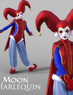 DForce Moon Harlequin for G8F