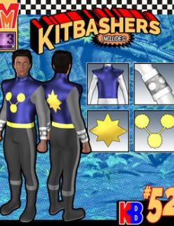 Kitbashers 052 MMG3M