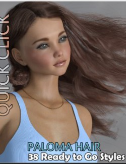 Quick-Click- Paloma Hair