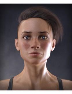 Starla for Genesis 8 Female