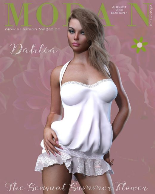 dforce Dahlia Dress G8F