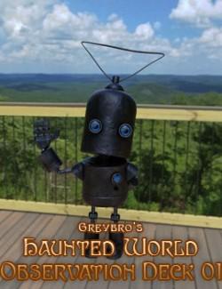 Greybro's Haunted World- Observation Deck 01 HDRI