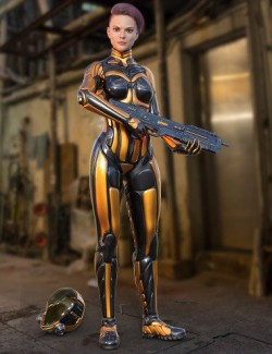 S8 Suit for Genesis 8 Female(s)