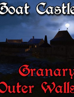 The Goat Castle- Granary and Walls