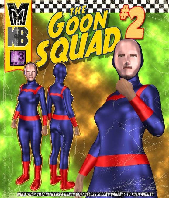 Goon Squad 002 MMKBG3F