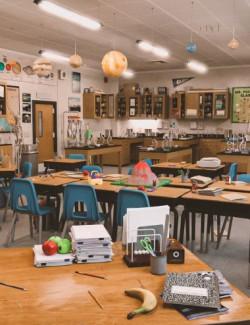 Science Classroom Props