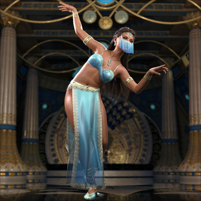 Midnight Light Dancer