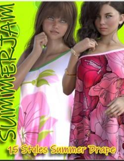 Sumerjam- Summer Drape 15 Styles