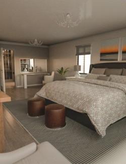 Avil Master Bedroom and Bath