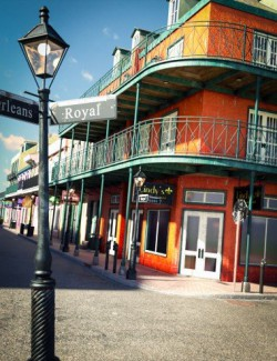 SW French Quarter- Lindy's Corner