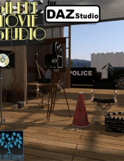 Silent Movie Studio for Daz