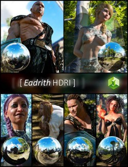 Eadrith HDRI
