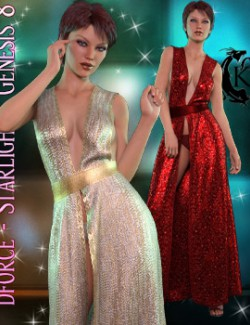 dforce- Starlight- Genesis 8