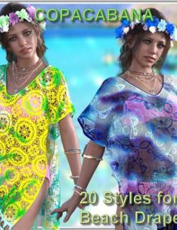 Copacabana- 20 Styles for Beach Drape