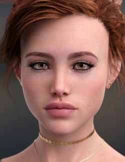 Natia for Genesis 8 Female