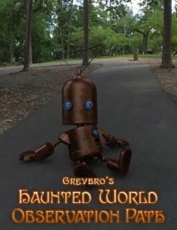 Greybro's Haunted World- Observation Path HDRI
