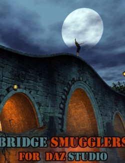 Bridge Smugglers for Daz Studio