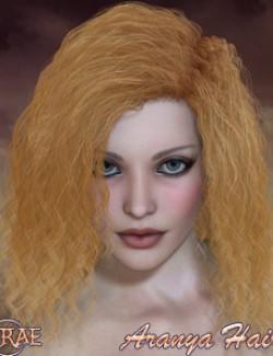 Prae-Aranya Hair for Poser
