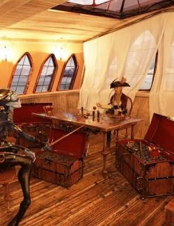 PW Pirate Treasure