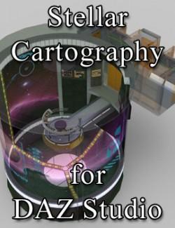 Stellar Cartography Lab for DAZ Studio