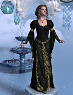 dForce Roanmara II for Genesis 8 Female(s)