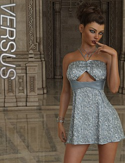 VERSUS - dForce Ryann Candy Outfit for Genesis 8 Females