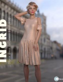 Ingrid Dress G8F