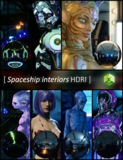 Spaceship Interiors HDRI