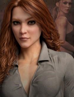 Rory HD for Genesis 8 Female