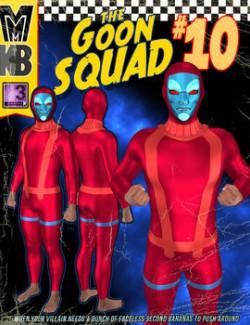 Goon Squad 010 MMKBG3M