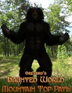 Greybro's Haunted World- Mountain Top Path HDRI