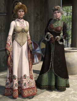 Universal Dress: Vikings