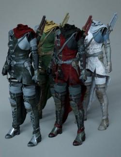Tara Outfit Textures