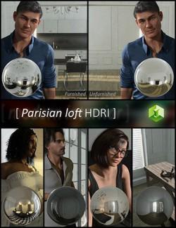 Parisian Loft HDRI