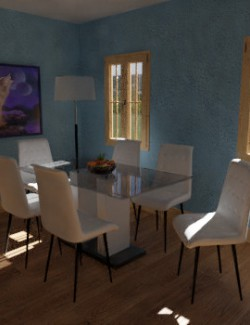 Dining Area Infinity - Extended License