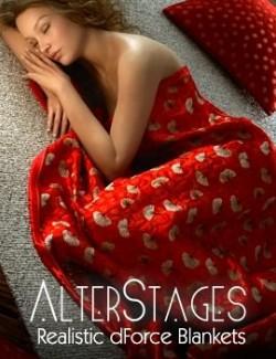 AlterStages - Realistic dForce Blankets
