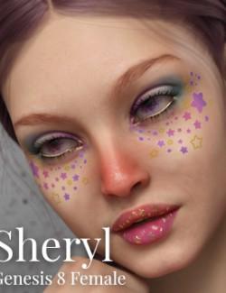 Sheryl for Genesis 8 Female