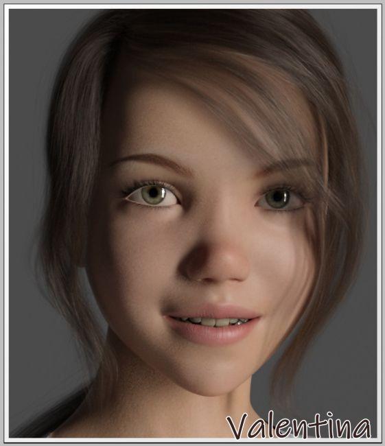 Teen- Valentina G8F