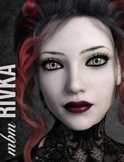 MbM Rivka for Genesis 3 and 8 Female
