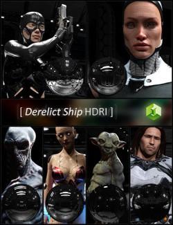 Derelict Ship HDRI