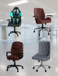 Generations Of Chairs