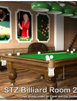 STZ Billiard Room 2